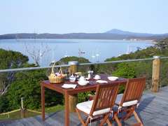 Snug Cove Bed and Breakfast Eden NSW Australia B&B