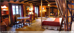 Bed and Breakfast Dordogne - Balcon en Foret B&B