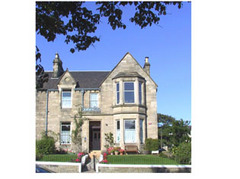 Straven Guest House Bed and Breakfast Edinburgh B&B