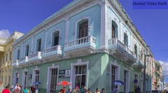 Hostal Vista Park, Santa Clara, Cuba, Bed and Breakfast, Hostel y acomodacion B&B